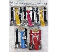 Набор HEKIBUKI (подтяж.+галстук) 6-9 605