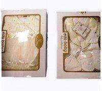 Комплект для новорожденных подарочный (Турция) 1220