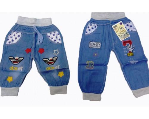 Штанишки джинс.1-4 0416