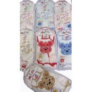 Комплект для новорожденных 7 пр. Musaffo ККТ-007