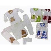 Комплект для новорожденных 6 пр.Chico Baby ККТ-006