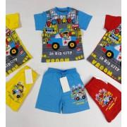 Комплект (футболка + шорты) LEN'S 1317