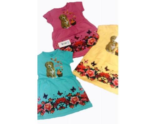 Платье 3-7 Len's Kids 811